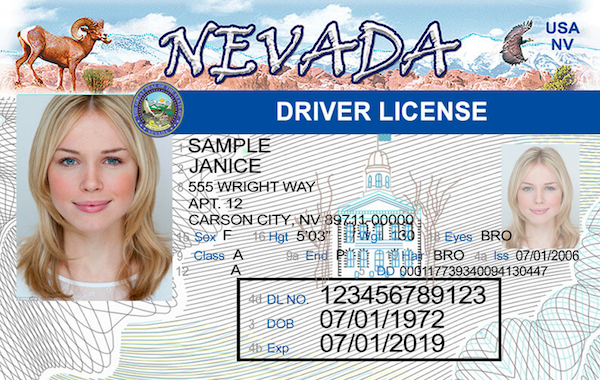 Driving Without a License Nevada