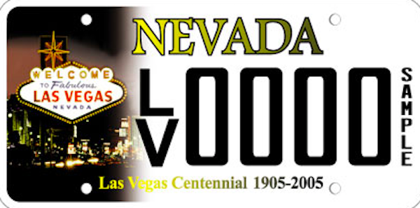 Nevada Expired Registration Ticket Cost