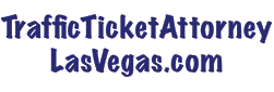 Traffic Ticket Attorney Las Vegas