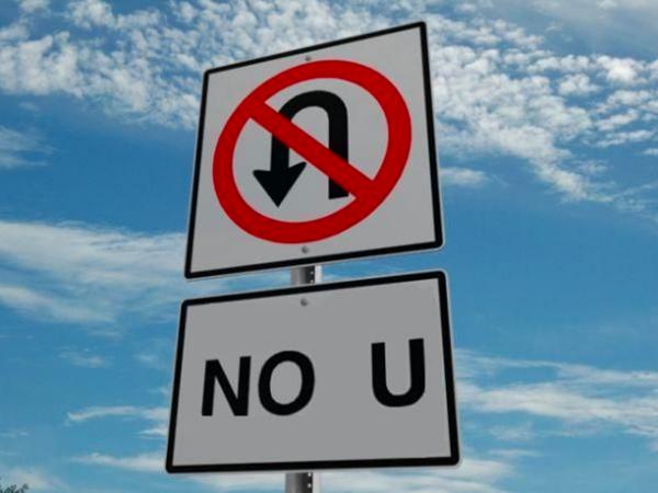 Illegal U-turn Traffic Ticket in Nevada